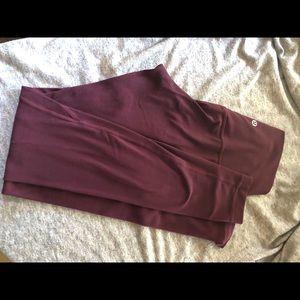 "Lululemon Align pants 25"" Dark Adobe"